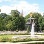 Białystok (PL) – im Park des Branicki-Palastes