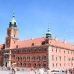 Warschau (PL) – das Königsschloss