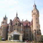 Moszna (PL) – Schloss Moschen
