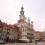 Posen (PL) – Alter Markt mit Rathaus