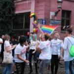 Posen (PL) – auf der Schwulen- und Lesben – Party