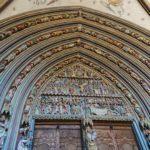 Freiburg im Breisgau – Portal zum Münster