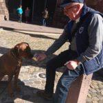 Freiburg im Breisgau – Lisa darf auslecken