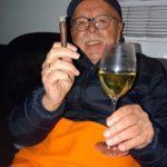 Donaueschingen – Mit Wein und Zigarre lässt sich die Kälte aushalten
