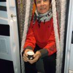 Rothenburg ob der Tauber – Auch im Regen schmeckt der Kaffee
