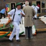 Alkmaar (NL) – Auf dem Käsemarkt