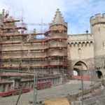 Antwerpen (B) –  Burg Steen (unfortunately under construction)