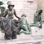 Antwerpen (B) –  vor der Liebfrauenkathedrale