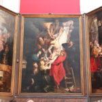 Antwerpen (B) –  Rubensausstellung in der Liebfrauenkathedrale