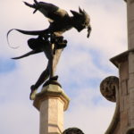Gent (B) – der Schalk sitzt auf dem Dach
