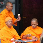 Gent (B) – Mönche waren auch da