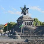 Koblenz (D) – das Deutsche Eck