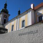 Donaueschingen – Schlosskirche an der Donauquelle