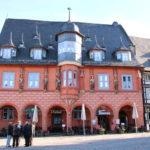 Goslar – auf dem Marktplatz