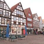 Rinteln  – der Marktplatz