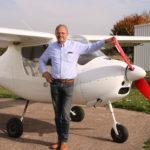 Rinteln – Der stolze Pilot Johnny