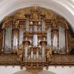 Fulda – Orgel im Dom zu Fulda