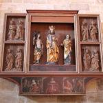 Bamberg – Bamberger Dom – Riemenschneideraltar