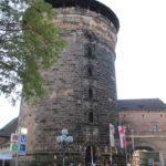 Nürnberg – Turm der Stadtmauer