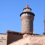 Nürnberg – Blick zur Nürnberger Burg
