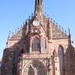 Nürnberg – Frauenkirche auf dem Hauptmarkt