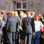Bayreuth – Treffen einer Burschenschaft (Studentenverbindung)