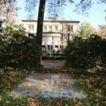 Bayreuth – Grab von Richard Wagner hinter seinem Haus