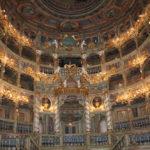 Bayreuth – Blick zur Loge im Markgräflichen Opernhaus