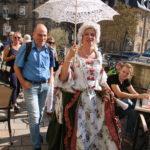 Bayreuth – Madam gehen spazieren