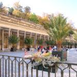 Karlsbad (Karlovy Vary) (CZ) – Außenansicht der Mühlenkolonnade