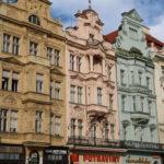 Pilsen (CZ) – Auf dem Marktplatz