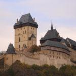 Karlštejn (CZ) – Die Burg Karlštejn