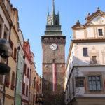 Pardubice (deutsch Pardubitz) (CZ) –  Das grüne Tor zum Hauptplatz