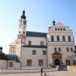 Pardubice (deutsch Pardubitz) (CZ) –  Das Schloss der Stadt