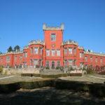 Hrádek u Nechanic (CZ) – Das gleichnamige Schloss