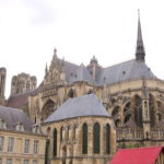 Reims (F) – Kathedrale Notre-Dame de Reims