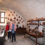 Chenonceaux (F) – In der Küche des Schlosses