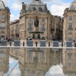 """Bordeaux (F) – """"Miroir d'Eau"""""""