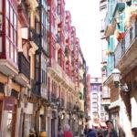 Bilbao (E) – In der Altstadt