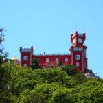Sintra (P) – Palácio Nacional da Pena – (Romantikschloss Königs Ferdinand II)