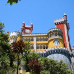 Sintra (P) – Palácio Nacional da Pena – (auf dem Schlossberg)