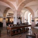 Sintra (P) – Palácio Nacional da Pena – (in der Schlossküche)