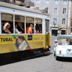 Lissabon (P) – In den Straßen geht es eng zu