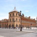 Sevilla (E) – Überall prächtige Bauten