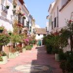 Estepona (E) – in der historischen Altstadt
