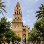 Córdoba (E) – Glockenturm der Mezquita-Catedral de Córdoba