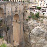 Ronda (E) – Puente Nuevo (120 m hohe Bogenbrücke)