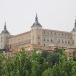 Toledo (E) – Der Alcázar von Toledo (Festung und Königspalast)