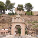 Toledo (E) – Castle of San Servando (mittelalterliche Burg in Toledo)