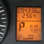 Toledo (E) – Die Temperatur in der Stadt